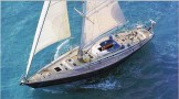Sailing yacht CAPERCAILLIE